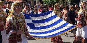 Ο εορτασμός της 25ης ΜΑΡΤΙΟΥ στον Δήμο Αχαρνών (ΦΩΤΟΓΡΑΦΙΕΣ)