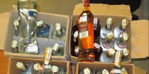 ΠΥΡΚΑΓΙΑ σε αποθήκη στο ΜΕΝΙΔΙ αποκάλυψε εργαστήριο νοθευμένων ποτών!