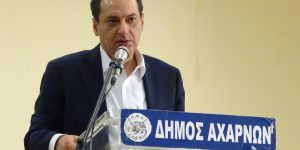 BINTEO, ΦΩΤΟΓΡΑΦΙΕΣ: Δε θα μπουν νέα διόδια, ούτε μετωπικά, ούτε πλευρικά! Η ομιλία του Χρήστου Σπίρτζη στις Αχαρνές