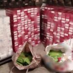 Συνελήφθη 40χρονος από τις Αχαρνές με 1.500 λαθραία πακέτα τσιγάρων