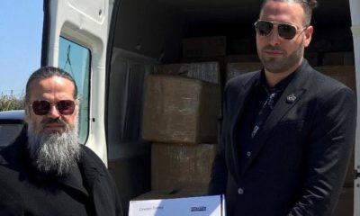 Τούρκος δώρισε ιατρικό εξοπλισμό €300.000 στο ΕΣΥ μέσω της Εκκλησίας της Ελλάδος