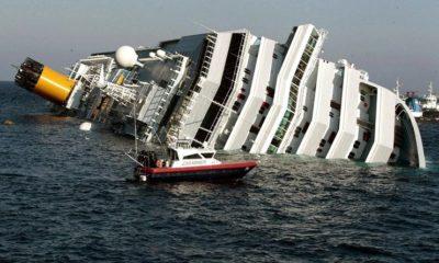Το κρουαζιερόπλοιο και ο άντρας που έσπρωξε τη γυναίκα του για να πάρει αυτός το σωσίβιο | Μια διδακτική ιστορία