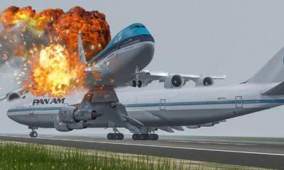 Η φονικότερη αεροπορική τραγωδία στην ιστορία έγινε στο έδαφος και κόστισε τη ζωή σε εκατοντάδες ανθρώπους