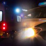 EKTAKTO – Σοβαρό τροχαίο στο Μενίδι σε καταδίωξη Ρομά / Αστυνομικός τραυματίας