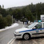 Απίστευτο μποτιλιάρισμα στην Πάρνηθα  – Σε 3 σημεία διακοπή κυκλοφορίας
