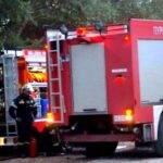 ΕΚΤΑΚΤΟ: Πυρκαγιά σε σπίτι στην Πάρνηθος